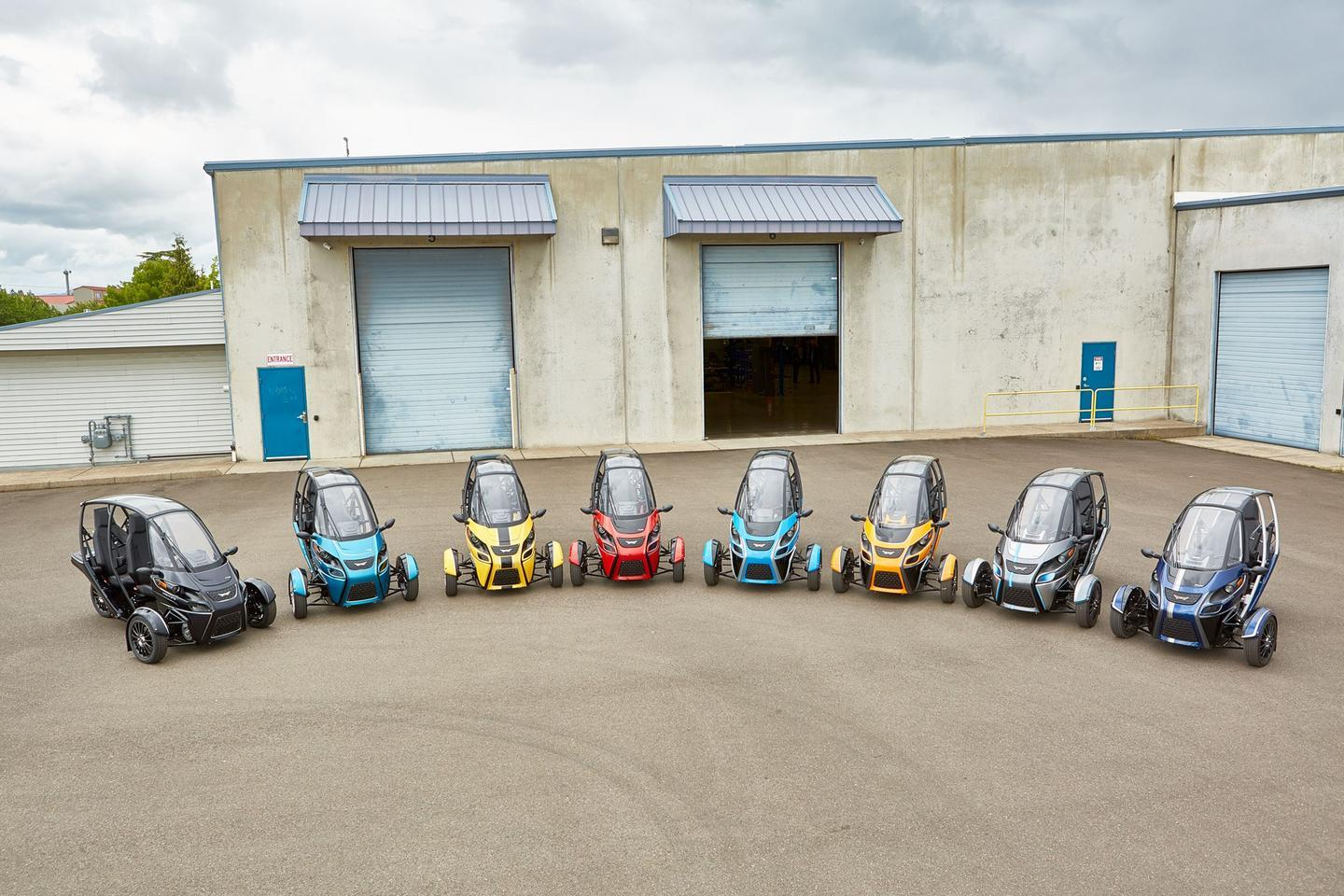 Arcimoto raising $2.35M with direct offering