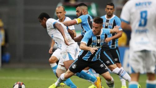 Em casa, Grêmio só empata com Novo Hamburgo e se complica na semi