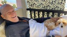 Jeff  Bridges comparte su euforia tras conocer resultados positivos sobre su tumor