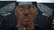 Baltimore is investigating after officials removed 5 approved Black Lives Matter murals