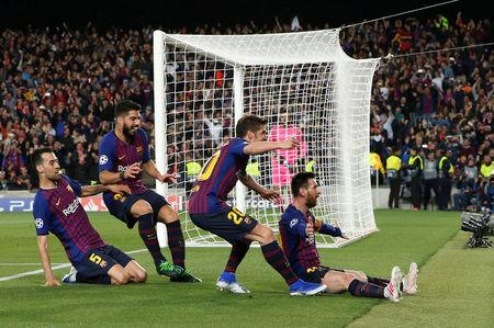 d2354958805 Champions League Semi Final First Leg - FC Barcelona v Liverpool