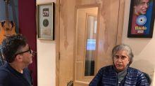 """El Puma festejó sus 76 años luego de batallar con dura enfermedad: """"yo vengo de la muerte"""""""
