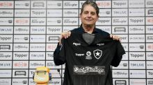 Dirigente do Botafogo promete novo camisa 10 para o lugar de João Paulo
