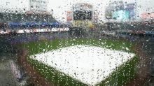 Mets-Phillies postponed after rainout miscue on Sunday