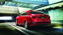 Get Your Adrenaline Rush with All-New Kia Forte GT's 204 Horses