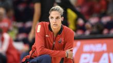 Mystics say they'll pay Elena Delle Donne even if she doesn't play this season after WNBA rejects exemption