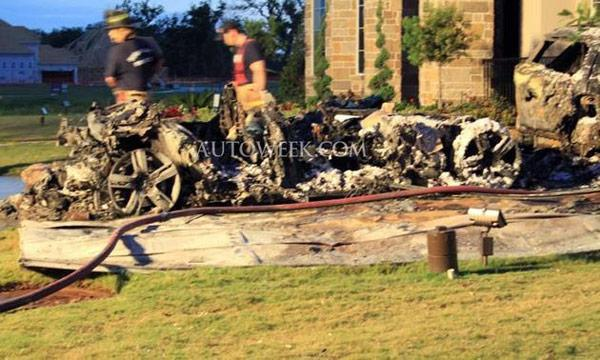 Fisker rep defends Karma hybrid sedan in garage fire aftermath