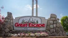 Theme park nightmare takes a happy turn after one attendee falls 25 feet