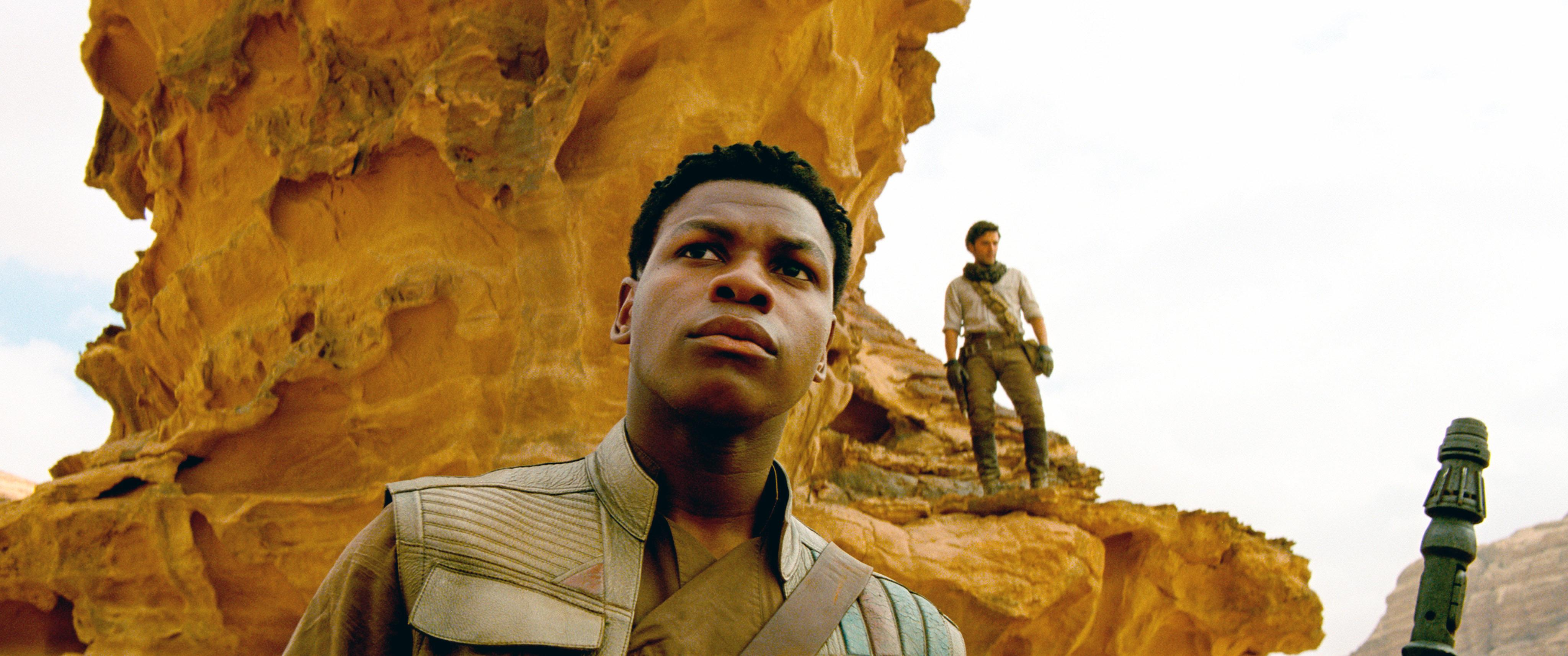 John Boyega reveals Finn's 'Star Wars' storyline that got away: 'That would have been dope, man!'