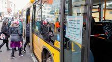 Corona-Newsblog in Berlin: Berliner Busfahrer erhalten Corona-Spuckschutz