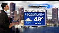 WBZ AccuWeather Evening Forecast For June 1