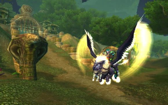 New Winged Lion mount coming soon to the Blizzard store