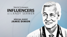 Jamie Dimon joins Influencers with Andy Serwer