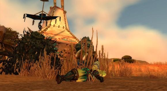 No rested XP for level 80 characters at Cataclysm launch