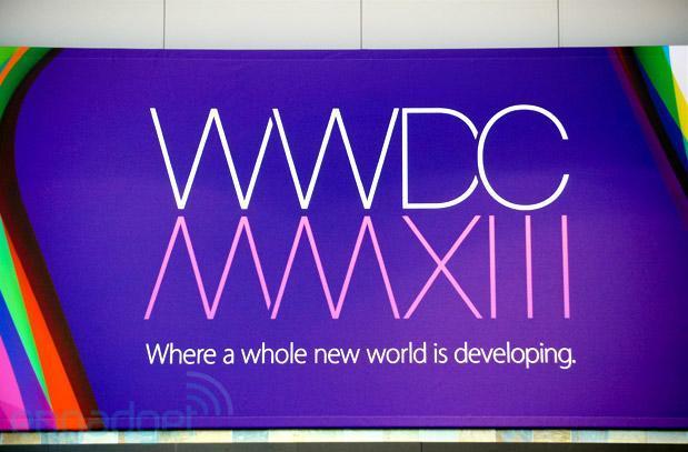 Apple WWDC 2013 liveblog!