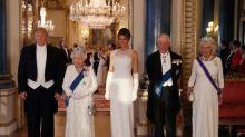 Wieso trugen beim Trump-Bankett alle Weiß?