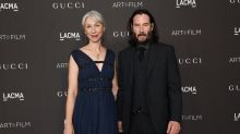 Why Keanu Reeves' Girlfriend Alexandra Grant Doesn't Want to Dye Her Gray Hair