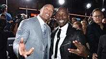 Tyrese Gibson speeds toward new 'Fast & Furious' feud with Dwayne Johnson