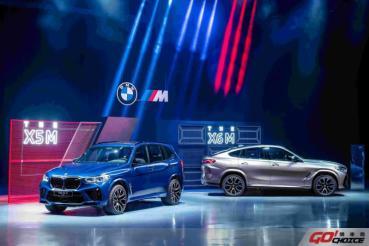 全新世代BMW X5 M 鼓譟跑魂的豪華運動休旅