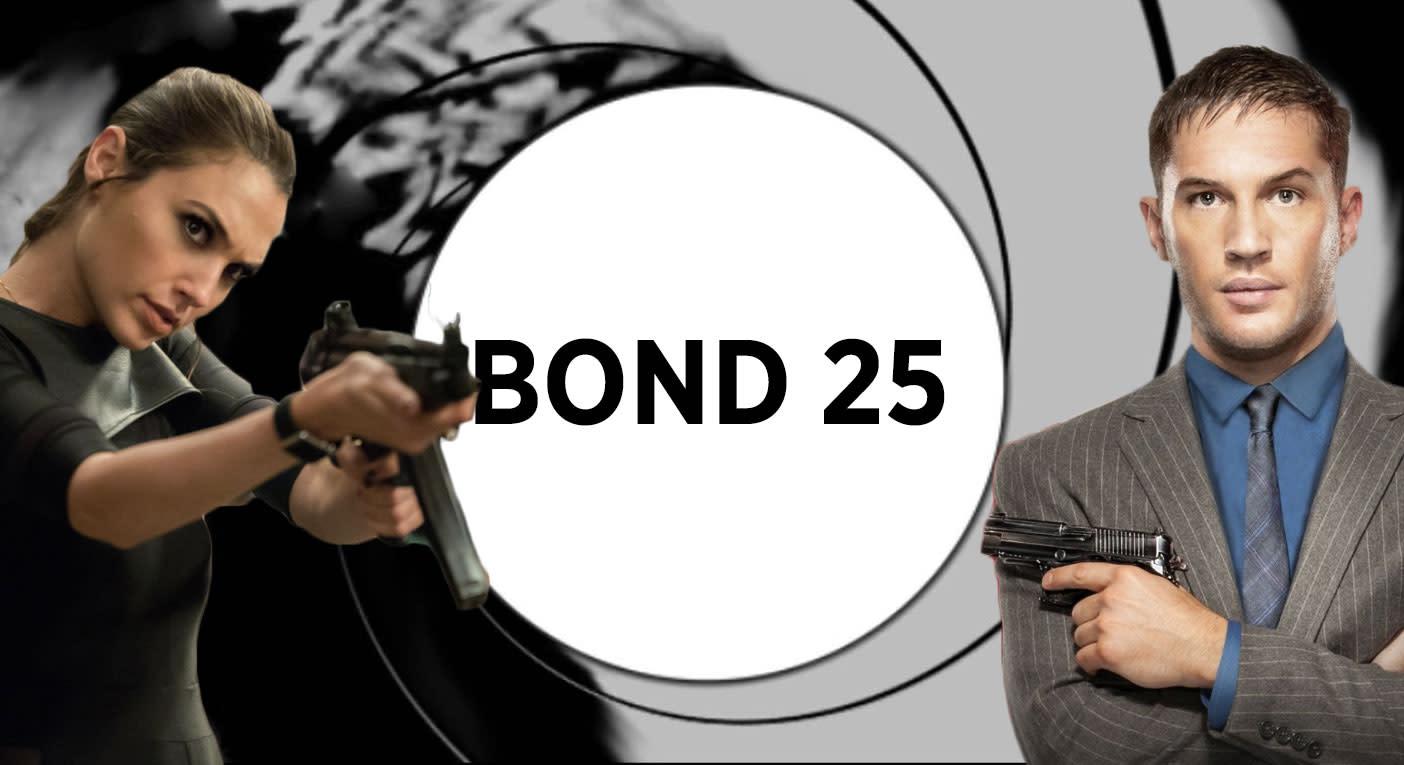 James Bond 25 poll: Vote for your 007 dream team
