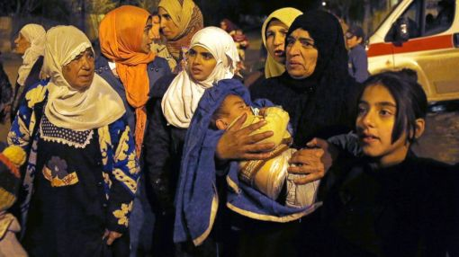 Fear in Madaya Rises After Suspension of Syrian Aid
