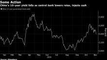 China Bond Traders Still on Edge After Rate Cuts Spur Mini Rallies
