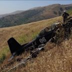 Pilot Found Dead After Vintage War Plane Crashes in California