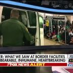 Schumer: What we saw at border facilities was unbearable, inhumane, heartbreaking