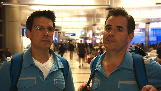 The Amazing Race - The Very Honest Ron & Bill