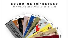 The Rise and Fall of Fall Color Trends