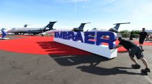 Planemaker Embraer's delivers 17 jets in second quarter, backlog stands at $15.4 billion