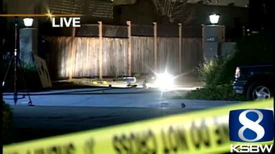 VIDEO: 2 detectives killed in Branciforte neighborhood