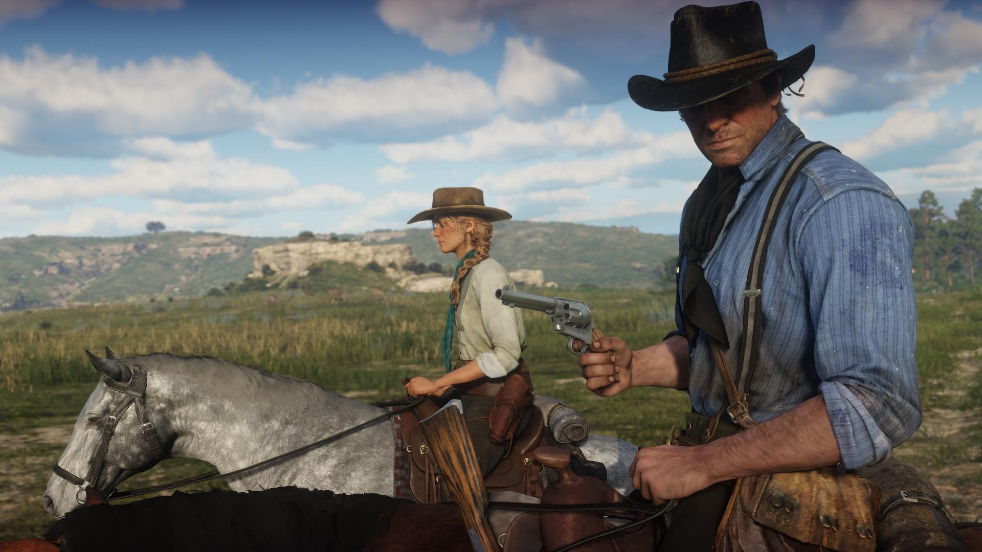 Red Dead Redemption 2 coming to PC | PC