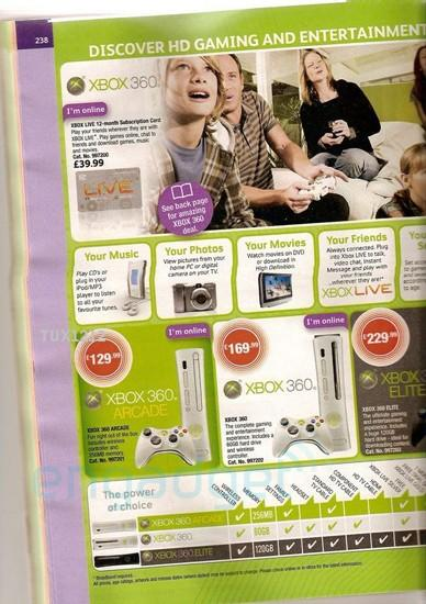 Woolworth's to cut Xbox 360 console prices in the UK?