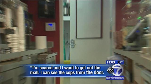 911 calls released in mall gunfire at Garden State Plaza