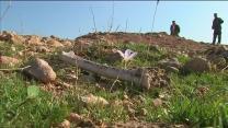 Yazidi mass graves uncovered in Sinjar