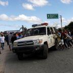 One dead in Venezuela's Brazil border area after troops open fire