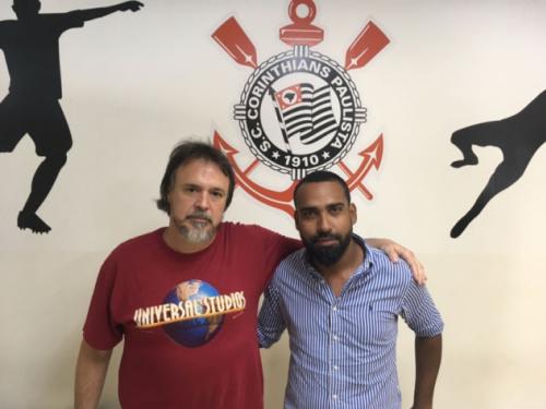 Pepinho é o novo técnico do sub-20 do Timão; Coelho volta a ser auxiliar