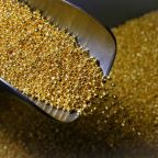 Gold smashes through $1,800 level as investors bolt for safety