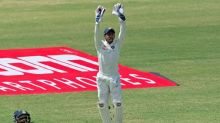 It's time to give Wriddhiman Saha a splash of blue