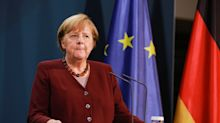 Angela Merkel's 'worry' about global Covid-19 vaccine