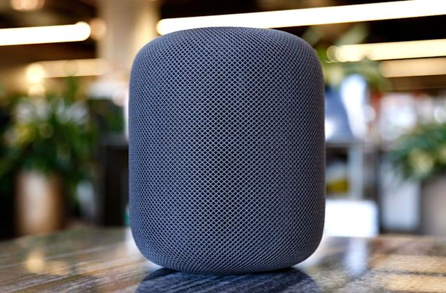 Apple's HomePod is on sale for $205