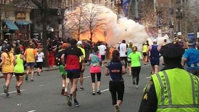 New Video of Boston Marathon Bombings