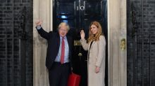 Boris Johnson and Carrie Symonds' son is the latest in a line of Downing Street babies