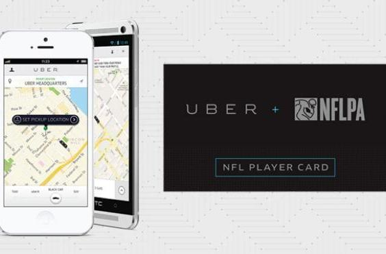 NFL Players Association contracts with Uber to curb drunk driving