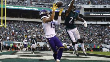 Fantasy WR Rankings: Thielen trending down?