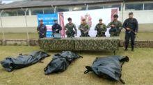 Colombia anuncia muerte de disidente de FARC sospechoso de asesinato de candidata a alcaldía