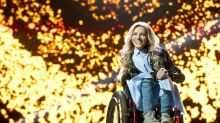 Barred Russian singer can compete via satellite: Eurovision