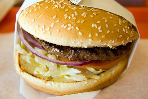 Laborfleisch zum Schnäppchenpreis: 10,5 statt 300.000 Euro pro In-Vitro-Burger