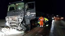 旅遊慘變悲劇 瑞典死亡曲線車禍 六名瑞士旅客死亡